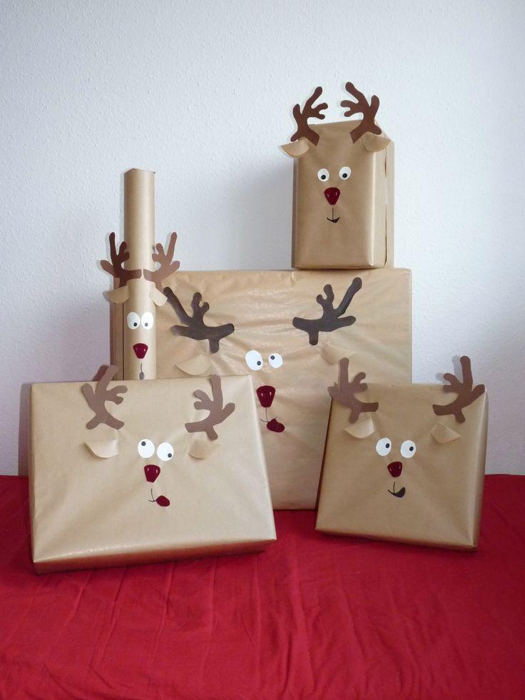 Упаковка для подарка своими руками для детей