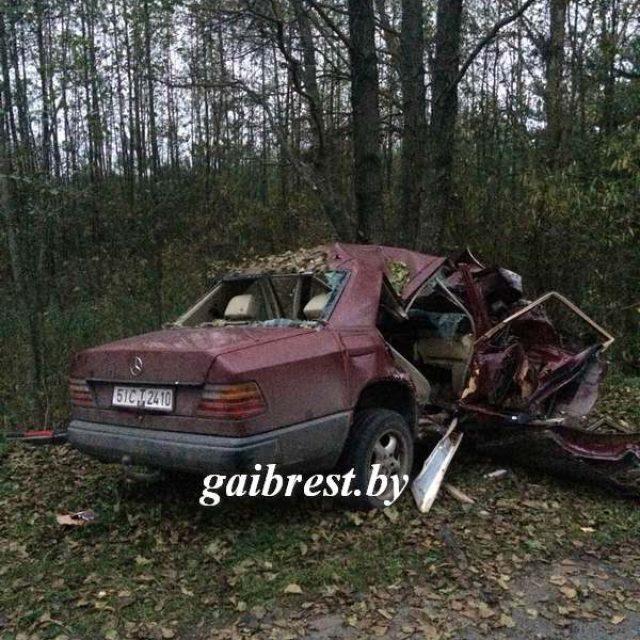 ДТП вИвацевичском районе забрало жизнь 17-летней девушки