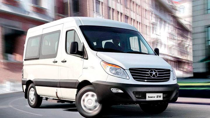 В Беларуссии под маркой «МАЗ» будут выпускать фургоны JAC