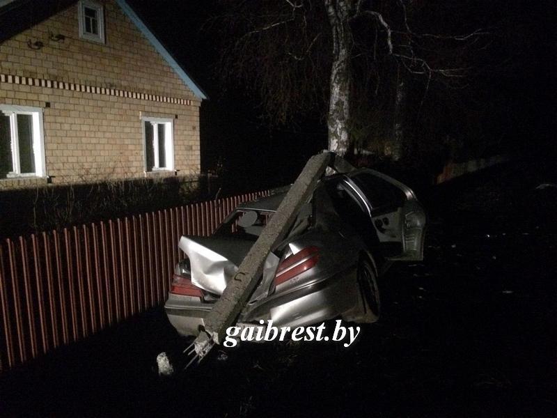 ВСтолинском районе вДТП умер пассажир