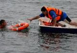 На Брестчине чуть не утонули трое мужчин