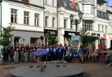 В Бресте прошли масштабные концерты в честь Дня молодежи
