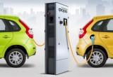 В Беларуси появится 15 зарядных станций для электромобилей