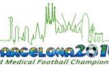 Брестские врачи играют в футбольном чемпионате в Барселоне
