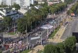 В рамках Дня города в Бресте проходил масштабный карнавал