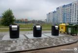 В Бресте появились первые подземные контейнеры для сбора мусора