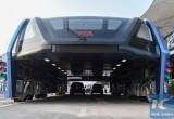 В Китае разработали концепт автобуса, которому не страшны пробки