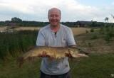 Рыбаку из Бреста удалось выловить щуку весом в 11 килограммов