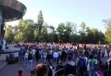 Брестское «Динамо» провело музыкальную презентацию обновленной команды и обыграло дома «Белшину»