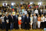 Молодежь и представители Московского района Бреста сошлись в дискуссии