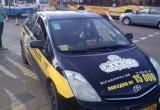Таксист в центре Бреста наехал на пешеходов