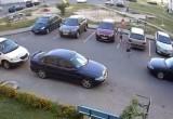 В Бресте на ул. Суворова автомобиль сбил ребенка (видео)