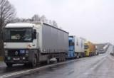 В Бресте задержали двух нетрезвых водителей грузовиков