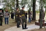 Под Брестом прошло торжественное открытие обновленного памятника военным летчикам