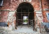 Тереспольские ворота Брестской крепости закрыты на реставрацию
