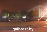 В Бресте на улице Ленина автомобиль сбил пешехода