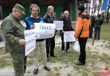 В Бресте состоялся пикет за достойный труд