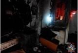 19 октября в Бресте в доме по улице Московской во время пожара спасли женщину