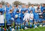 В Бресте прошло торжественное открытие Академии футбола «Динамо-Брест»