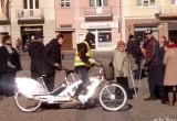 В Брестской области незрячих людей обучат езде на велосипедах-тандемах