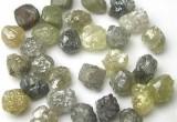 В Анголе случайно построили дорогу из алмазов