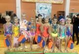 В Брестской области прошли международные соревнования по художественной гимнастике «Золотые краски осени»