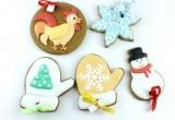 «Берестейский пекарь» к Новому году выпустит ярких пряничных петушков