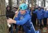 Ежегодные спортивно-интеллектуальные игры прошли на базе отдыха «Белое озеро»