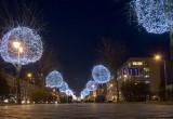 В Ленинском районе объявлен конкурс на лучшее новогоднее оформление