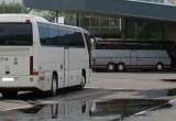 Минчанин попытался избежать встречи с таможенниками в туалете автобуса