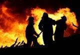 В Бресте из огня спасены два маленьких мальчика