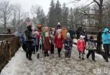 Дед Мороз отдал приказ пропустить Новый год через границу Беларуси