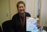 59-летняя брестчанка-«морж» выиграла серебро на чемпионате Беларуси по зимнему плаванию
