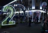 О работе городского транспорта и ограничении движения в новогоднюю ночь в Бресте