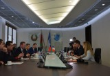 Мэр Бреста встретился с Чрезвычайным и Полномочным Послом Франции