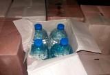 В Брестской области у безработного в автомобиле обнаружили 700 литров спирта