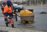 В Бресте возобновлен сезон ремонтных работ на дорогах