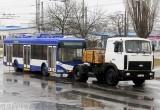 В Бресте появились новые троллейбусы от «Белкоммунмаша»