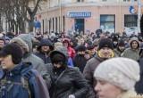 Второй «Марш нетунеядцев» в Бресте собрал около 300 человек