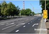 На пересечении Машерова и Ленина в Бресте изменится разметка
