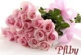 Дарите женщинам цветы не только 8 Марта!