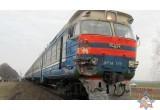В Брестской области поезд врезался в молоковоз