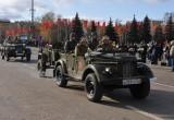 Колонна военной техники отправится в июне из Москвы в Брест
