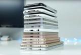 Все 15 моделей iPhone протестировали в одном видео