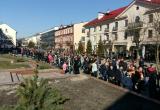 25 марта в центре Бреста пройдет разрешенный властями митинг