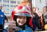 В Бресте прошли показательные выступления МЧС