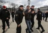 """ВИДЕО задержания журналиста за """"нецензурную брань"""" в Минске. А Вы тоже слышали, как он """"матерится""""?"""
