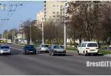От Кобринского моста до бульвара Космонавтов в Бресте теперь 60 километров в час