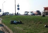 В Бресте 3 апреля произошло тройное ДТП