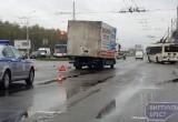 В Бресте на перекрестке Московская-Гаврилова произошло ДТП